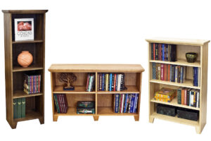 Made-to-Measure Bookcases